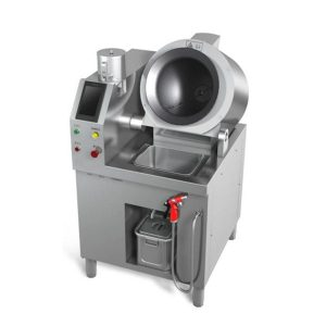 Cooking 4.0Kg Dish Fried Kitchen Robot for Chinese Food